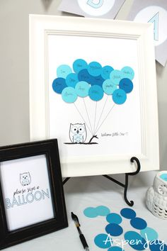 Free Owl Guest Book Printable - Aspen Jay - Adorable FREE owl guest book printable which is a perfect addition to an owl themed baby shower! Baby Shower Decorations For Boys, Boy Baby Shower Themes, Baby Shower Printables, Baby Shower Parties, Baby Boy Shower, Babyshower Themes For Boys, Baby Shower Guest Gifts, Owl Shower, Shower Bebe