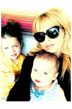 Rachel Zoe's guide to chic motherhood, just in time for Mother's Day