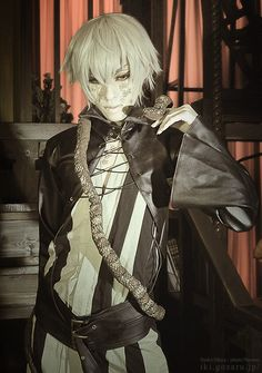 Snake(Black Butler) | Mayu - WorldCosplay