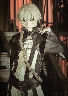 Snake(Black Butler) | Mayu - WorldCosplay
