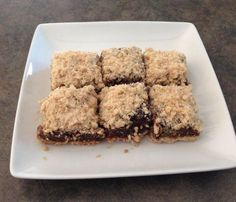 Traditional Newfoundland Date Crumbles Recipe