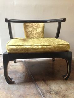 Vintage Emperor Chair in Mid City, Los Angeles ~ Apartment Therapy Classifieds