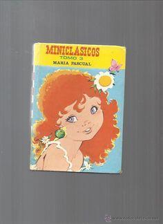 MINICLASICOS TORAY MARIA PASCUAL Nº 3 (Libros de Segunda Mano - Literatura Infantil y Juvenil - Cuentos)