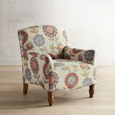 Frankie Floral Chair | Pier 1 Imports