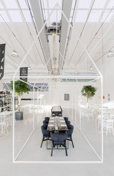 Image 1 of 16 from gallery of The [B] Zone | 1882 Concept Store / [A+M]2 Architects. Photograph by The Cool Couple