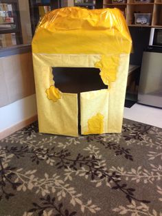 Bee Hive Honeycomb for Dramatic Play Area Bug Theme