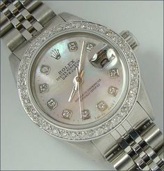 Rolex datejust..... want one, might need to start saving......