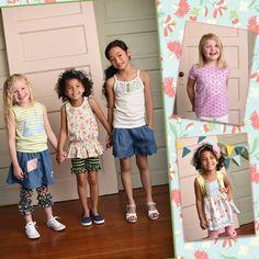 On the Road Again! Summer 2015: Release 2 » Matilda Jane Clothing Rocks