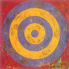 Target, 1974 By Jasper Johns