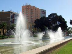 Almería - Parque de Nicolás Salmerón - photo: Robert Bovington  #Almeria #Andalusia #Spain #España http://bobbovington.blogspot.com.es/2013/05/almeria-by-robert-bovington.html