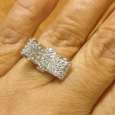 Gorgeous Ring Zirconia Rodium High quality Jewelry Rings