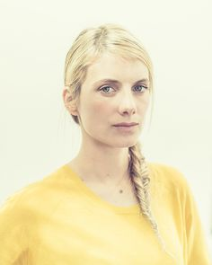 Mélanie Laurent--- is a French actress, model, director, singer, and writer.She won the César Award for Most Promising Actress for her performance in ''Don't Worry, I'm Fine'' in 2006.