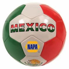 Mexico Soccer Ball Size 5 Synthetic