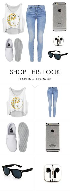 """Girl you got me lost in your eyes"" by mariafe1231 ❤ liked on Polyvore featuring G-Star, Vans, Retrò and PhunkeeTree"