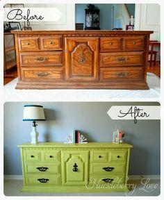 laminate furniture makeover. Old Dresser Makeover: How To Paint Laminate Furniture | Painting Anything Pinterest Furniture, And Makeover R