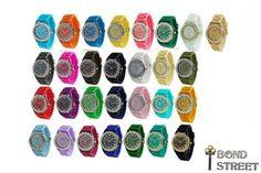 Wholesale Lot Of 10 Jelly Geneva's Women Watch 7805 Geneva. $49.95