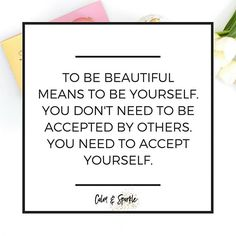 Have a beautiful day 🙌💕  .  .  .  .  .  .  #beyourself #acceptyourself #beautiful #youare #calm #sparkle #wellness #wellbeing #anxiety #stress #quote #friday #weekend #fempreneur #girlboss