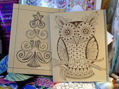 Diary of a Quilt Maven: Do you doodle?