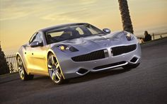 Fisker Karma gets range in electric mode in TUV tests Electric Sports Car, Electric Vehicle, Used Car Prices, Good Looking Cars, Car Loans, Ford Explorer, Latest Cars, Amazing Cars, Awesome