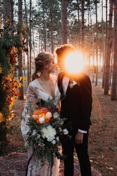 Woodland & Forest Wedding Photo Ideas forest woodland wedding photography ideasWoodland, Maine Woodland is the name of multiple places in the U. Forest Wedding, Fall Wedding, Dream Wedding, Fall Mountain Wedding, Wedding Bride, Rustic Wedding, Bouquet Wedding, Elegant Wedding, Bride Groom