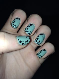Easy but super cute nails