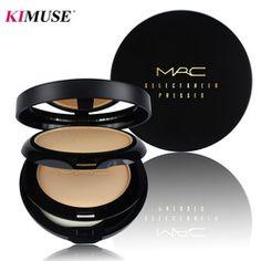 Kimuse выберите прозрачная прессованная пудра для любой кожи марка макияж MRC профессиональной красоты косметика уход за кожей лица корректор покрытие макияж