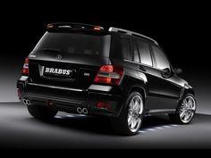 BRABUS Mercedes GLK WIDESTAR