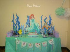 the little mermaid - LA SIRENITA - None