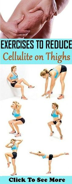 9 Simple Exercises To Get Rid OF Cellulite on Thighs