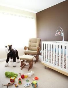 neutral baby room ideas - Google Search