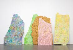 Lynda Benglis, Sean Bluechel, Jean Dubuffet, Mika Rottenberg, Axel Salto - Exhibition - Andrea Rosen Gallery
