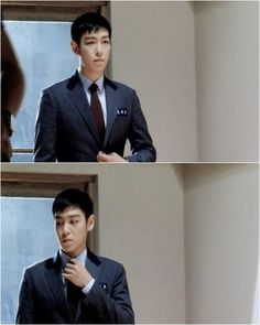 Still cuts of Big Bang's T.O.P from 'Alumni' gather attention