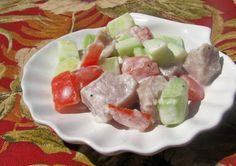 Poisson Cru or E'ia Ota (Tahitian Lime-Marinated Tuna)