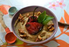 Baba ganoush μια μελιτζανοσαλάτα με ταχίνι - Sweetly Baba Ganoush, Tahini, Guacamole, Mexican, Ethnic Recipes, Food, Essen, Meals, Yemek