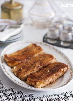 Las 17 mejores recetas de torrijas. Recopilación de las mejores recetas de torrijas de Directo al paladar para esta Semana Santa...