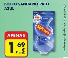 #bloco #sanitario #pato #50% #W34 #PD