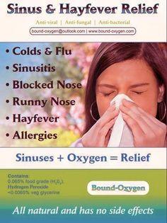 Sinus and Hayfever