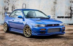 Love this car but a FMIC on a Subaru is just blasphemy in my opinion hahaha
