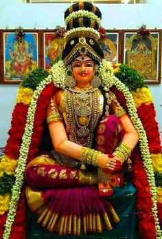 Amman is the main South Indian mother goddess for bringing rains and curing several bodily ailments. Here are the best Amman photos, images, & HD wallpapers Maa Durga Image, Durga Maa, Shiva Shakti, Durga Images, Lakshmi Images, Indian Goddess, Goddess Lakshmi, Lakshmi Photos, Hindu Statues