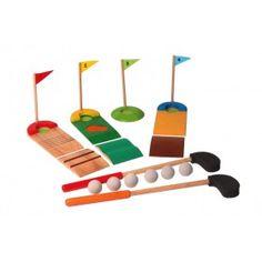 Voila - Wooden Golf Set