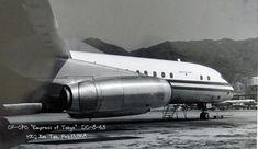 Pacific Airlines, Douglas Dc 8, Air Lines, Tokyo, Tokyo Japan