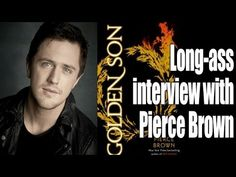 Pierce Brown's first novel RED RISING was a smash hit. While touring to support GOLDEN SON, the second book in that series, Pierce visited the Empty Set studios to talk about his books, his career, and to answer questions sent in by his fans.  EPISODE SPONSOR: Our GoDaddy Coupon page at http://scottsigler.com/godaddy-promo-codes.