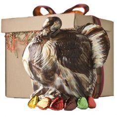 Chocolate Party Turkey