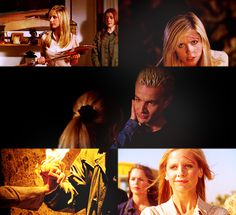 Buffy the Vampire Slayer  Loving Season 7 except when it ends!