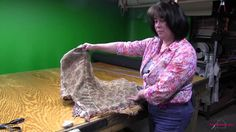 In this video Channel Back Chair Upholstery Part 1 of 4, Measuring and cutting the pieces for the channel back, Kim teaches you how to create the inside back...