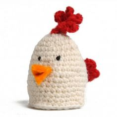 Egg warmer chicken - I used to have one of these!