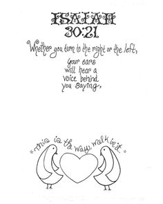 FREE Love Coloring Art Printable 8x10 download Color as