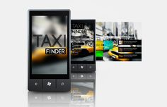 Taxi Finder - new app for Windows Phone: www.taxifinder.eu