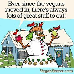 Love Vegans!