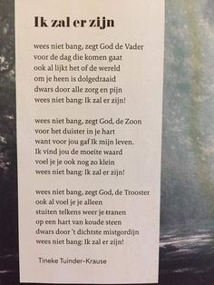 ♡hij is er bij Zowiezo Christian Faith, Christian Quotes, Personal Prayer, Whatever Is True, Gods Plan, Verse, Love Poems, Prayer Request, Faith Quotes